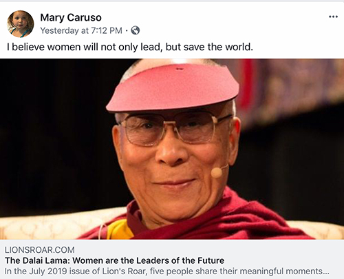 How bout that new FemiNazi Party 20190720b